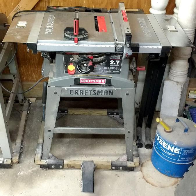 Craftsman 10″ Table Saw Repair | Ettoland