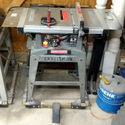 Craftsman 10″ Table Saw Repair